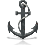 anchor rusty_anchor_with_rope_3602