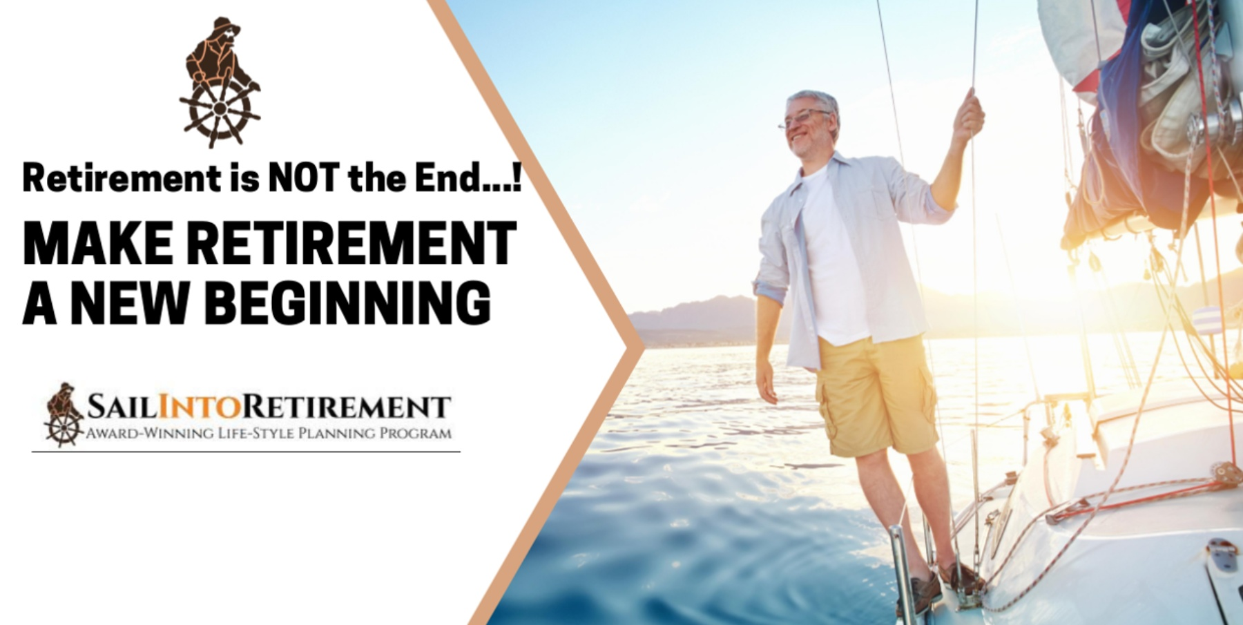 Larry Jacobson - Amazon Best-Selling Author - Sail Into Retirement